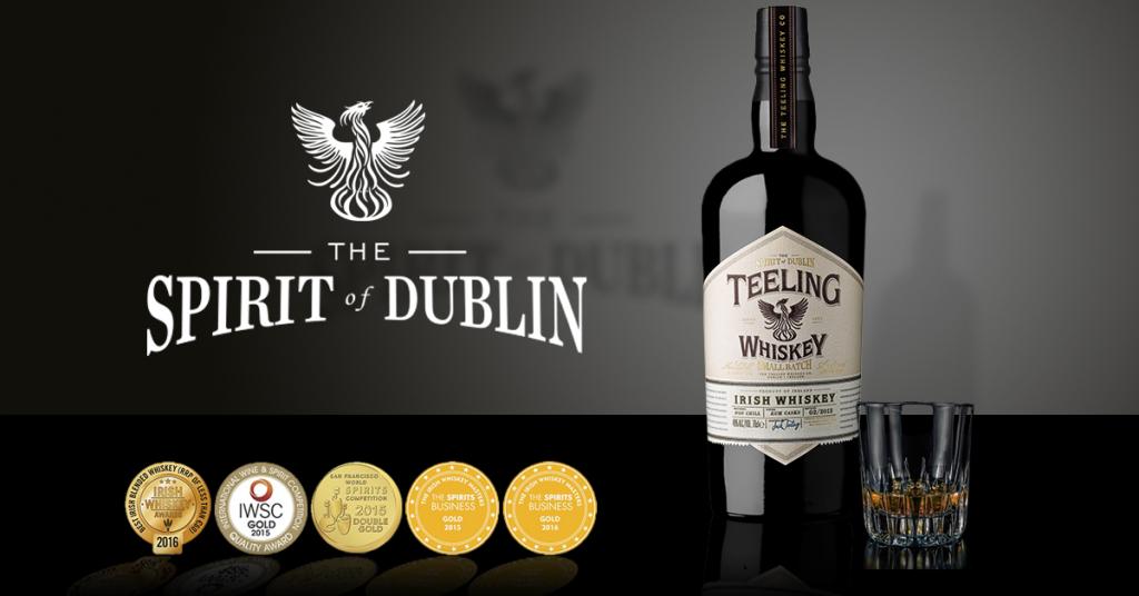 Teeling Irish Whiskey – The Revival of Dublin Craft